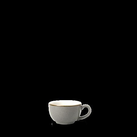Stonecast Peppercorn Grey koffiekop 17 cl