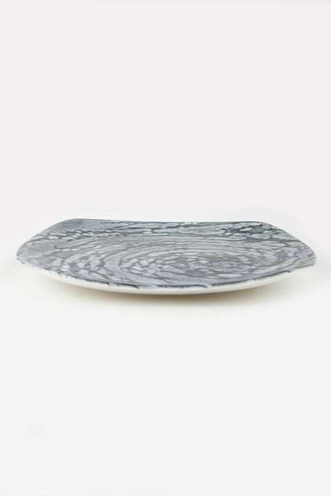 Porland Vortex bord vierkant 20 cm