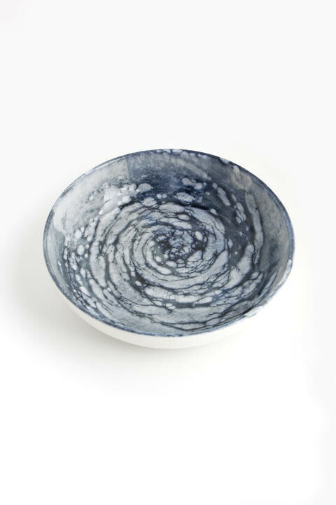 Porland Vortex bowl laag 17 cm 41,5 cl