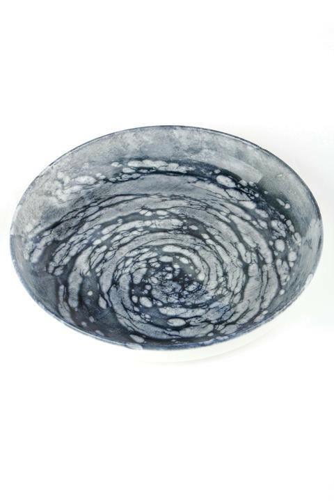 Porland Vortex bowl laag 22 cm 83,5 cl