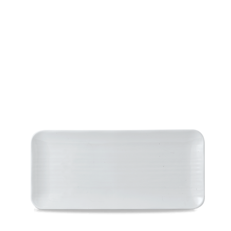 Dudson White organic rectangular plate 34,6 x 15,6 cm