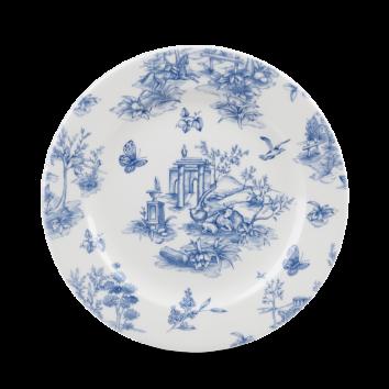 Churchill Vintage Prague Toile Plate 21 cm