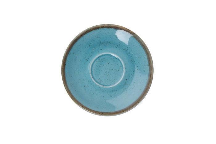 Porland Seasons Turquoise espr. schotel 14 cm