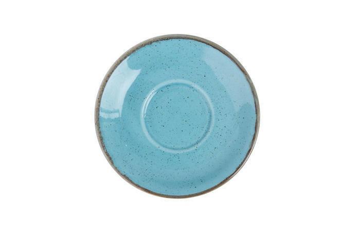 Porland Seasons Turquoise multi schotel 16 cm