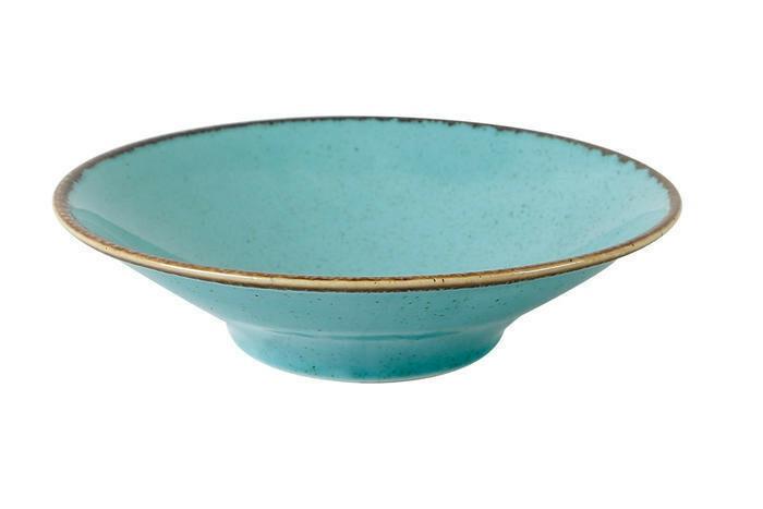 Porland Seasons Turquoise coupe bowl  20 cm