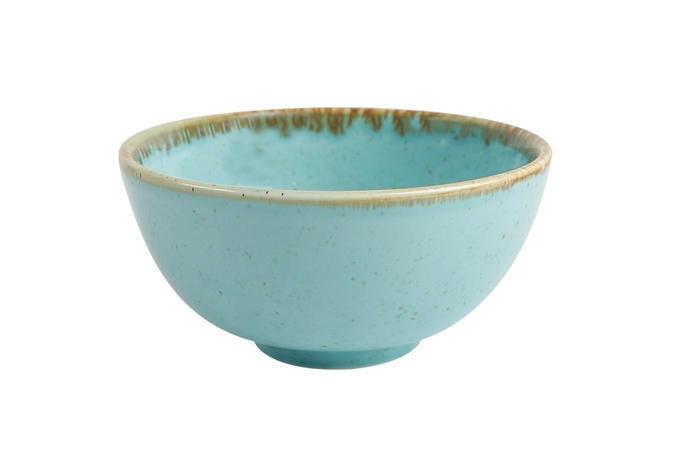 Porland Seasons Turquoise bowl 13 cm 33,5 cl
