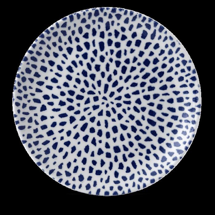 Dudson Terrazzo Blue coupe bord 28,8 cm