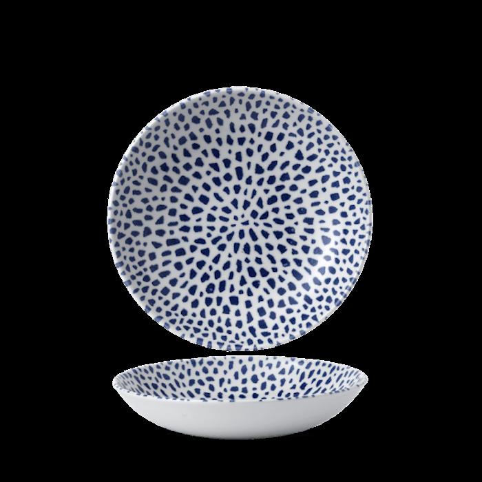 Dudson Terrazzo Blue coupe bowl 24,8 cm