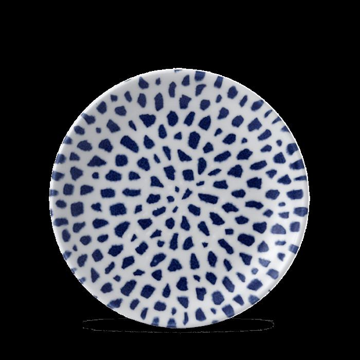 Dudson Terrazzo Blue coupe bord 16,5 cm
