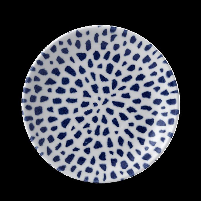 Dudson Terrazzo Blue coupe bord 21,7 cm