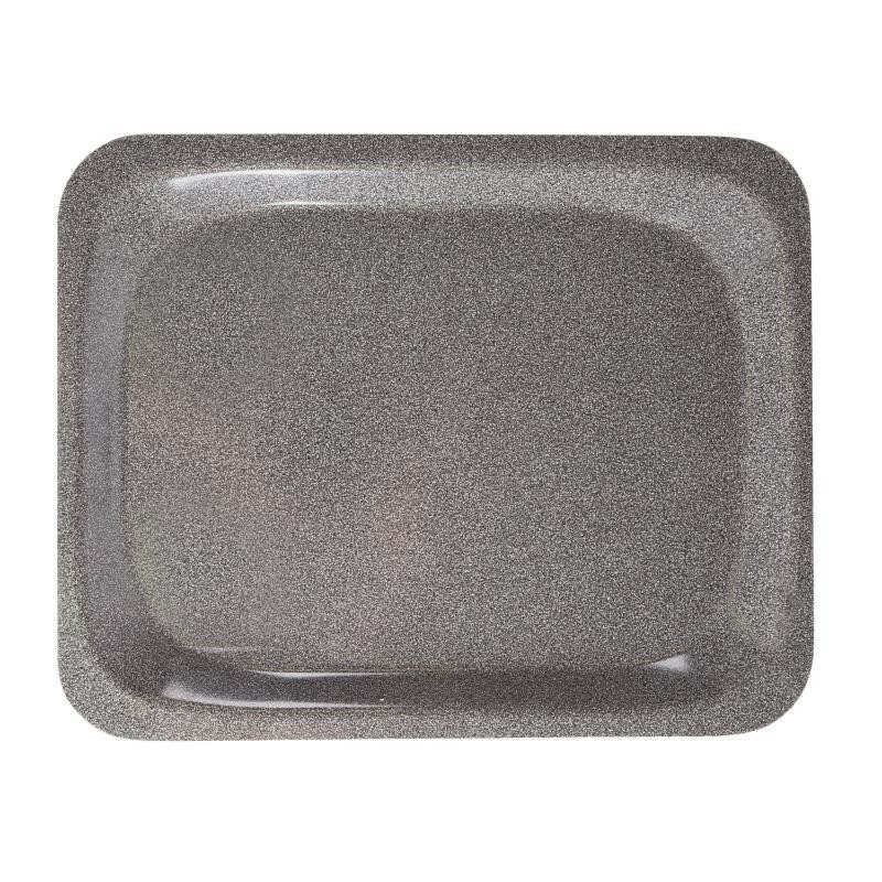 Cambro rechthoekig dienblad graniet 32,5 x 26,5 cm