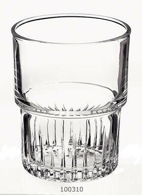 Duralex Empilable glas 16 cl DOOS 4