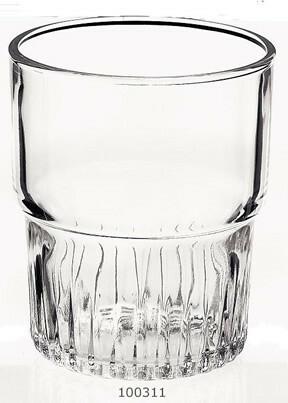 Duralex Empilable glas 20 cl DOOS 4