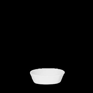 Churchill Bit on the Side square white dip dish 10,5 cm