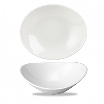Churchill Orbit ovale coupe schaal 25,5 cm