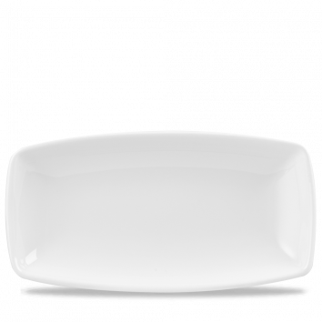 Churchill X Squared oblong plate 35 x 18,5 cm