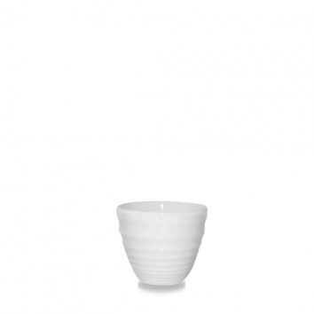 Churchill Bit on the Side ripple white dip pot 5,7 cl