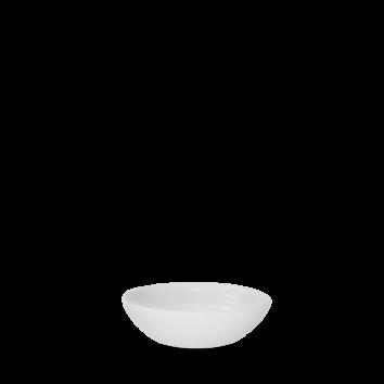 Churchill Bit on the Side ripple white dip dish 11,3 cm