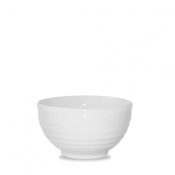 Churchill Bit on the Side ripple white bowl 56 cl