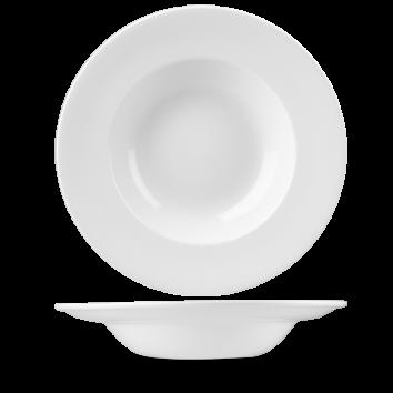 Churchill Profile bord diep brede rand 28 cm