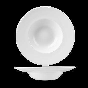 Churchill Profile bord diep brede rand 24 cm