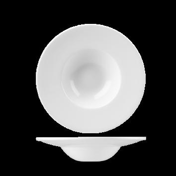 Churchill Profile bord diep brede rand 21,6 cm
