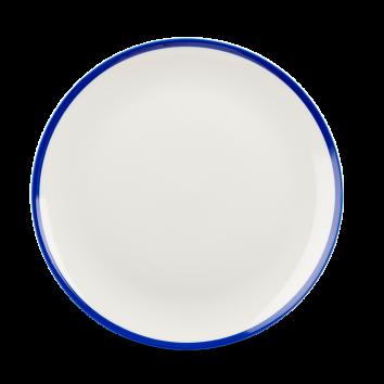 Churchill Retro Blue coupe bord 26 cm