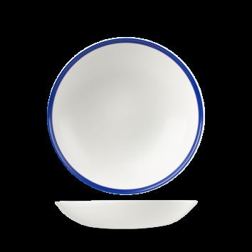 Churchill Retro Blue coupe bowl 18,2 cm