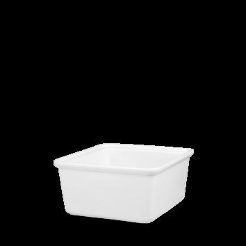 Churchill Counter Serve buffetschaal vierkant 17,5 x 18,5 x 8,5 cm
