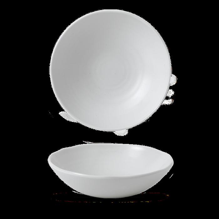 Dudson White coupe bowl 25 cm