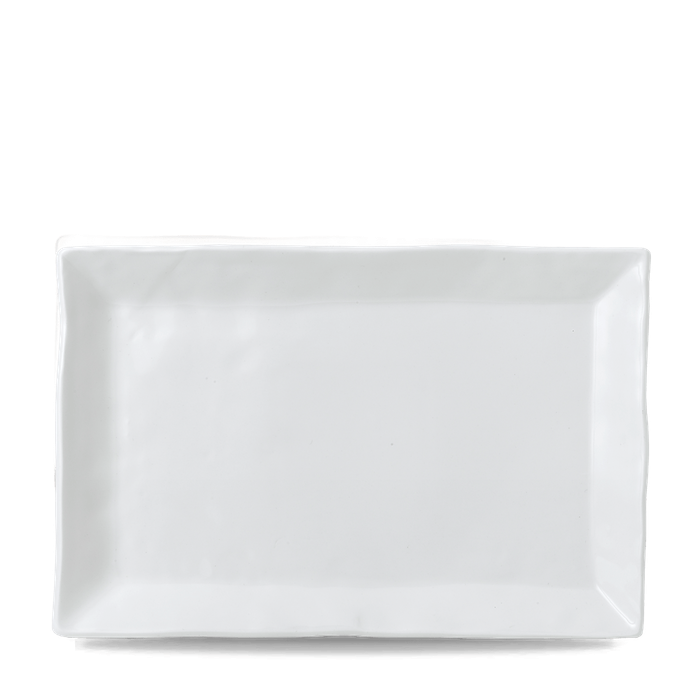 Dudson White schaal 28,5 x 19 cm