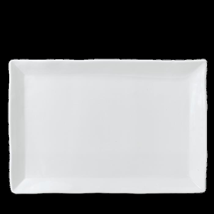 Dudson White schaal 34,5 x 23,3 cm