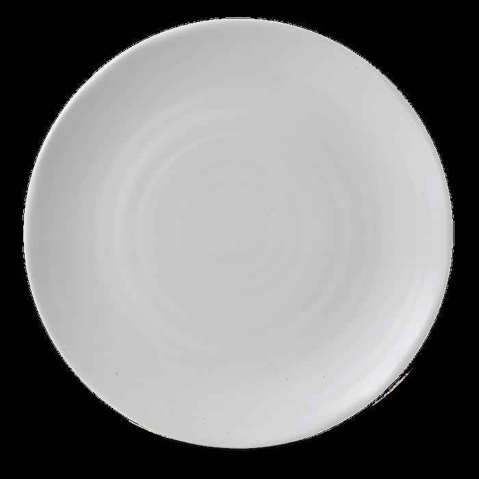 Dudson White coupe bord 27,5 cm