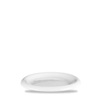 Churchill Bit on the Side white mini plate 14,6 cm