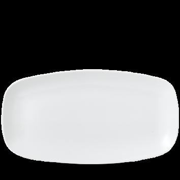 Churchill Vellum chef`s oblong plate 35,5 x 18,9 cm