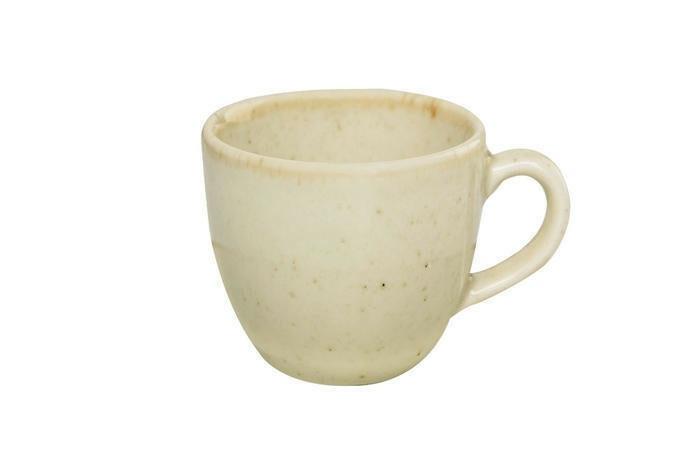 Porland Seasons Yellow espressokop 8 cl