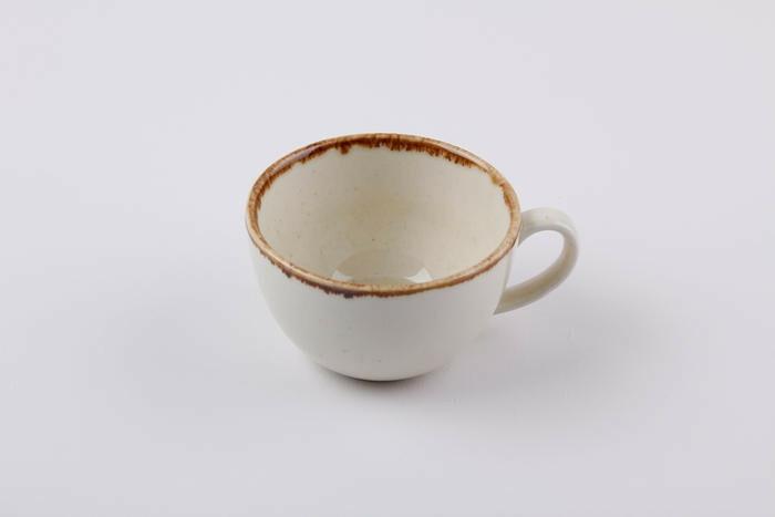 Porland Seasons Yellow cafe au lait kop 32 cl