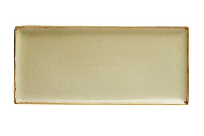 Porland Seasons Yellow oblong bord 35 x 16 cm