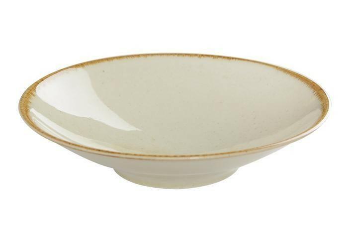 Porland Seasons Yellow coupe bowl  26 cm
