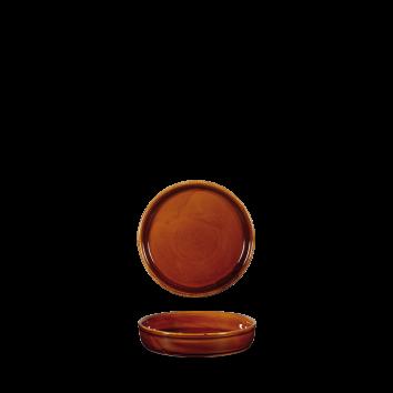 Art de Cuisine Rustics Simmer Brown mezze dish 9 cm