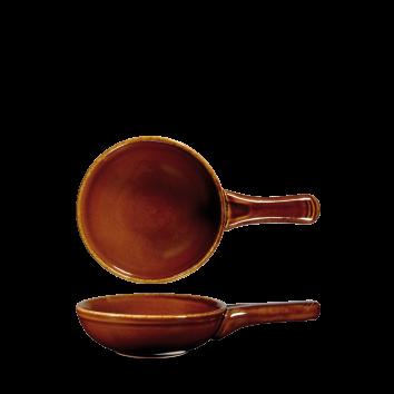 Art de Cuisine Rustics Simmer Brown deep skillet pan 23 cm