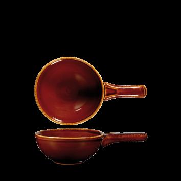 Art de Cuisine Rustics Simmer Brown deep skillet pan 24,5 cm