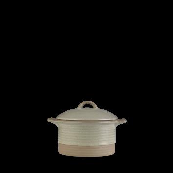 Art de Cuisine Igneous natural cocotte with lid 14 x 7 cm 35 cl