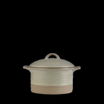 Art de Cuisine Igneous natural cocotte with lid 15,9 x 7 cm 53 cl