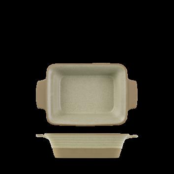 Art de Cuisine Igneous natural rectangular dish 17 x 13 cm 48,3 cl