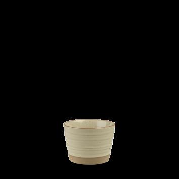Art de Cuisine Igneous natural sugar bowl 16 cl