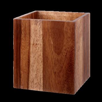 Churchill Wood large buffet cube 18 cm