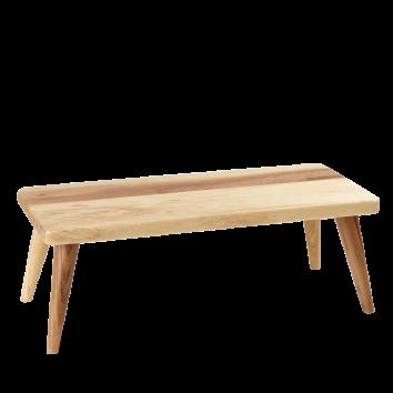 Churchill Wood rectangular large stand 42,7 x18,4 x 15,5(h) cm
