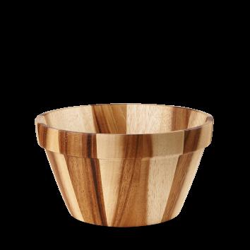 Churchill Wood large round plant pot 27,5 x 15(h) cm