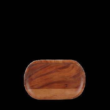 Churchill Wood acacia plate 15 x 29 cm